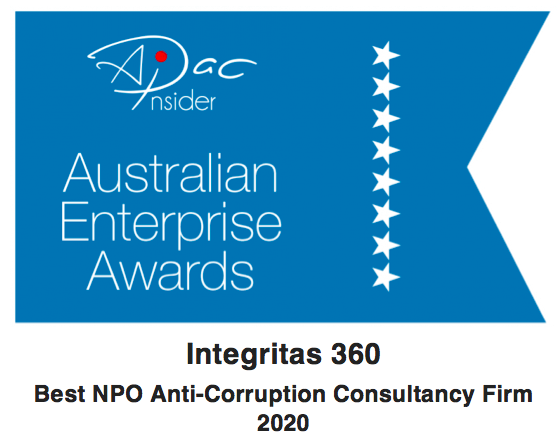 Best NPO Anti-Corruption Consultancy Firm - APAC Awards picture