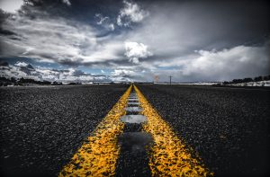 Picture of road paved with good intentions - Compliance risk